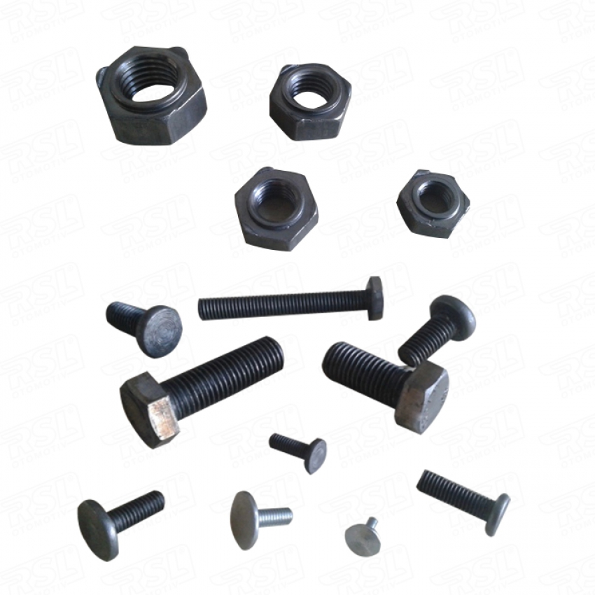 FASTENERS (BOLTS/NUTS)
